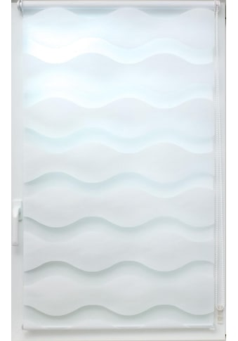 sunlines Doppelrollo »Doppelrollo Welle«, Lichtschutz, ohne Bohren, freihängend, Effektiver Sichtschutz kaufen