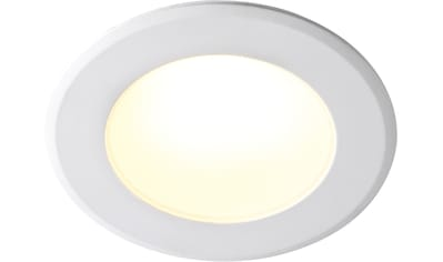 Nordlux LED Einbaustrahler »2er Set Birla«, LED-Board, Warmweiß, IP44, für Badezimmer geeignet kaufen
