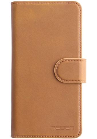 PEDEA Handytasche »Echtledertasche Book Cover Premium Apple iPhone 11« kaufen