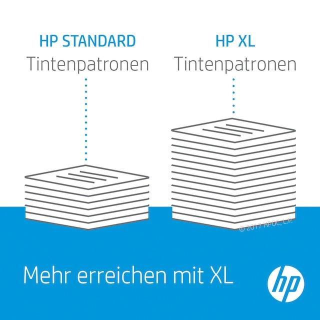 HP »hp 971XL Original Gelb« Tintenpatrone (1-tlg.)