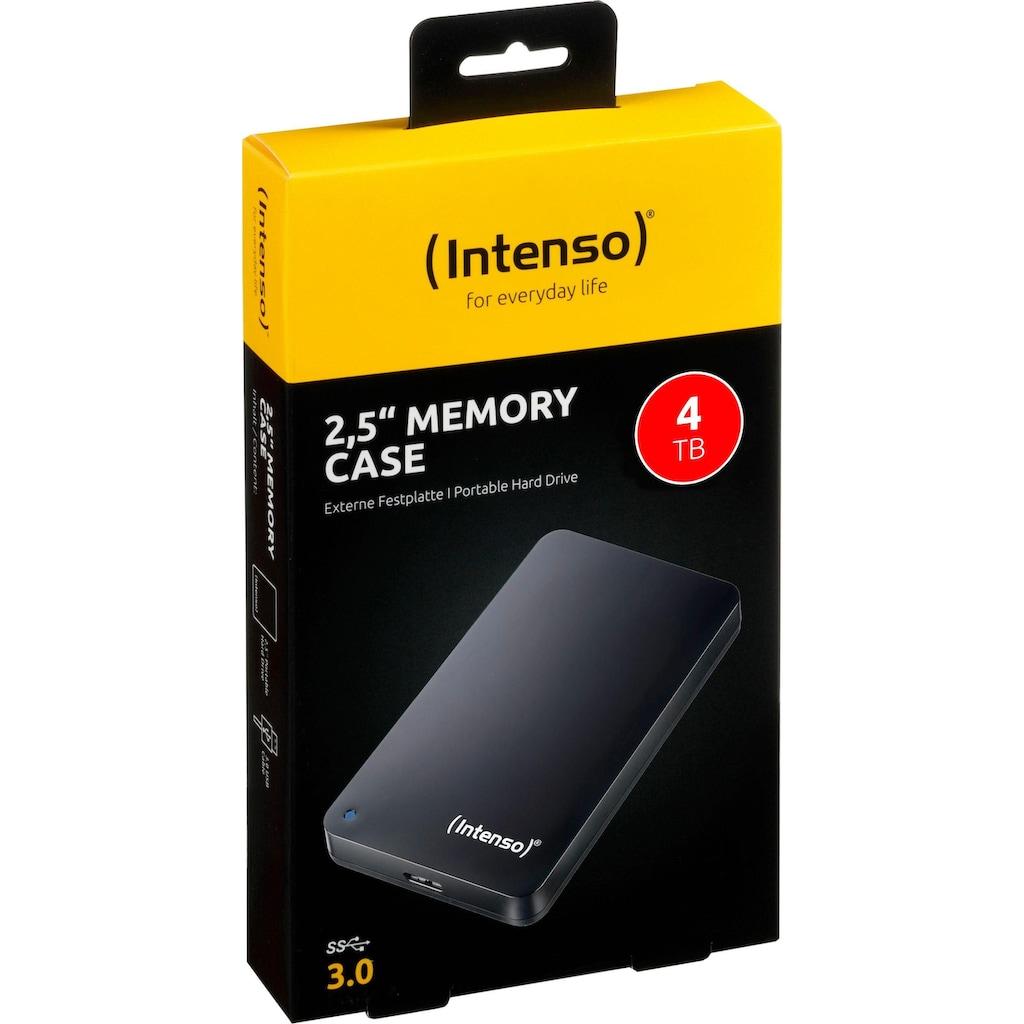"Intenso externe HDD-Festplatte »Memory Case«, 2,5 """