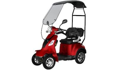 Didi THURAU Edition Elektromobil »4-Rad Palermo mit Wind- und Wetterschutz 25 km/h«,... kaufen