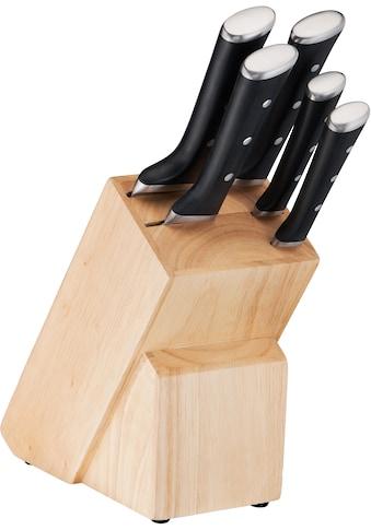 Tefal Messerblock »Ice Force«, 6 tlg., K232S5, 6-teiliges Set, Ice Force Technologie,... kaufen
