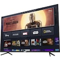 "TCL LED-Fernseher »43P616X1«, 108 cm/43 "", 4K Ultra HD, Smart-TV, Android 9.0 Betriebssystem"