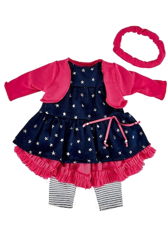 Käthe Kruse Puppenkleidung »Geburtstagoutfit«, (4 tlg.) kaufen