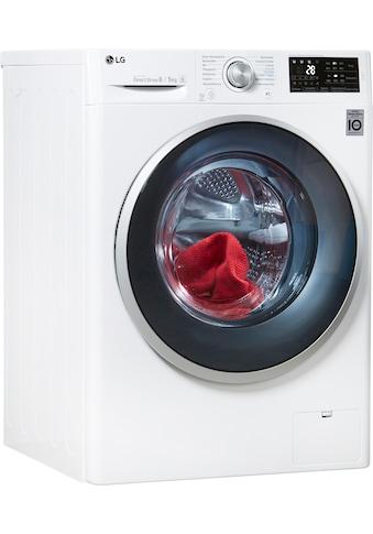 LG Waschtrockner Serie 5 F14WD85TN1, 8 kg / 5 kg, 1400 U/Min kaufen