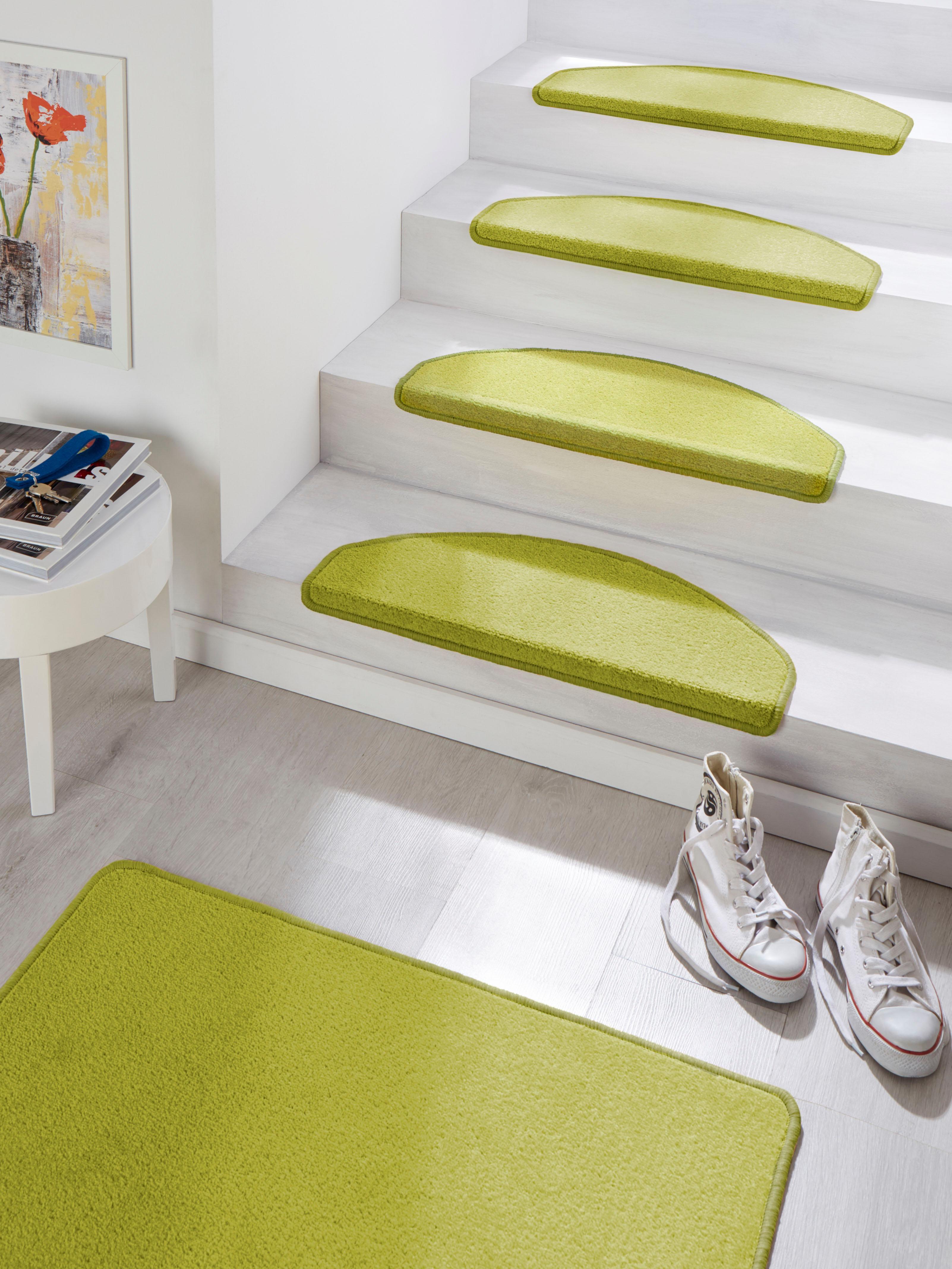 Stufenmatte, »Fancy«, HANSE Home, stufenförmig, Höhe 7 mm, maschinell getuftet | Heimtextilien > Teppiche > Sonstige-Teppiche | HANSE HOME
