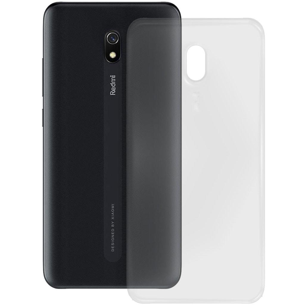 PEDEA Handytasche »Soft TPU Case für Xiaomi Redmi 8A«