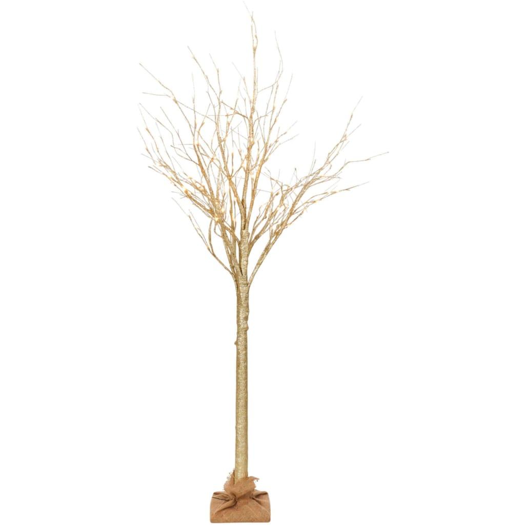 LED Baum »Magnifique«, Warmweiß, 132-flammig, Höhe 210 cm