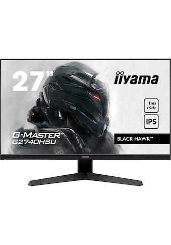 """Iiyama LED-Monitor »G2740HSU-B1«, 68,6 cm/27 """", 1920 x 1080 px, Full HD, 0,8 ms... kaufen"""