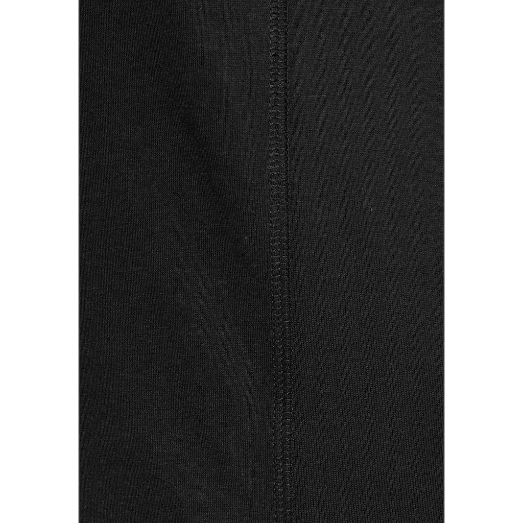 KangaROOS Langarmshirt, Große Größen