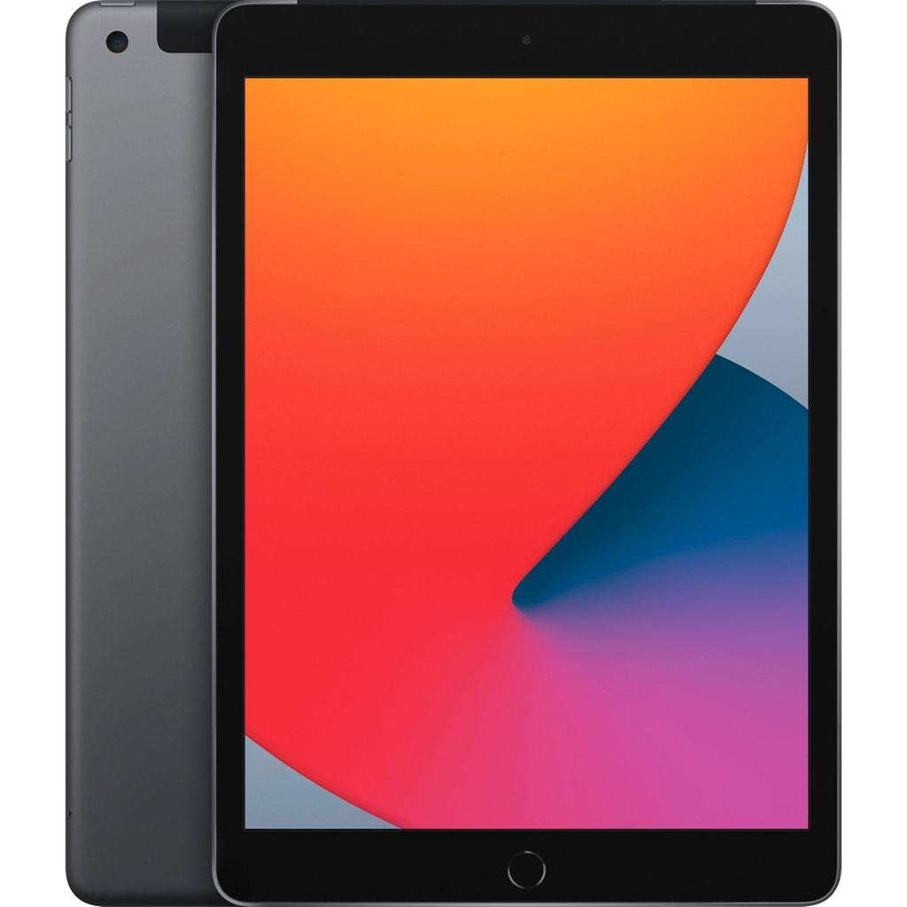 Apple Tablet »iPad Wi-Fi + Cellular 32GB«, inkl. Ladegerät