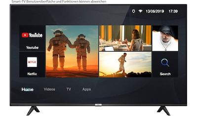 TCL 55P611 LED - Fernseher (139 cm / (55 Zoll), 4K Ultra HD, Smart - TV kaufen