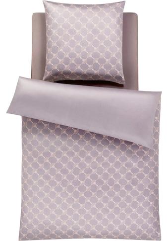Joop! Wendebettwäsche »Cornflower Gradiant«, mit Kornblumen-Muster kaufen