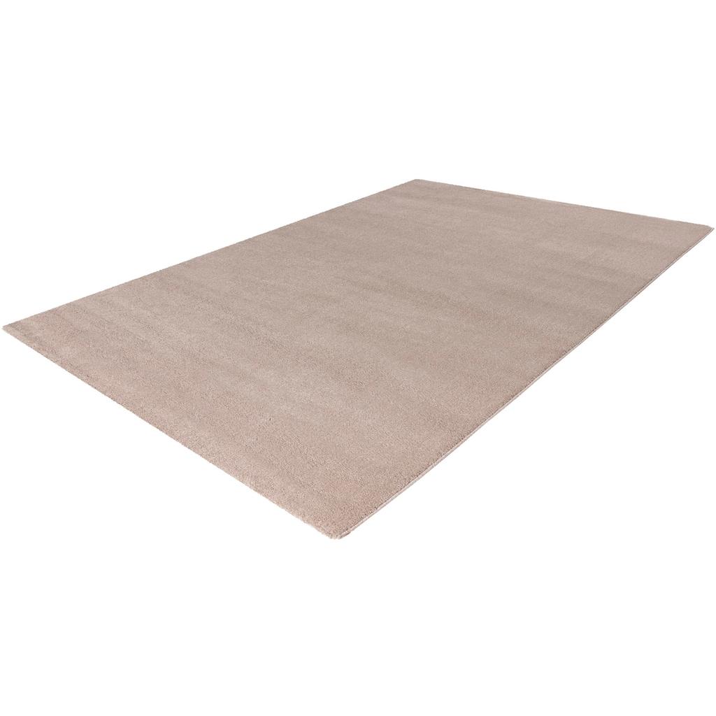 Obsession Teppich »Jive 615«, rechteckig, 18 mm Höhe, Kurzflor, Wohnzimmer