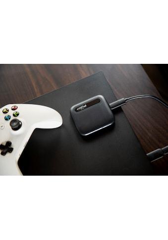 Crucial externe SSD »X6 Portable SSD 4TB« kaufen
