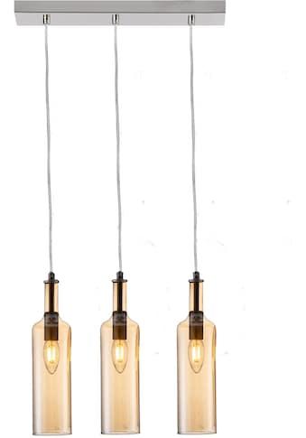 Nino Leuchten,LED Pendelleuchte»Bottle«, kaufen