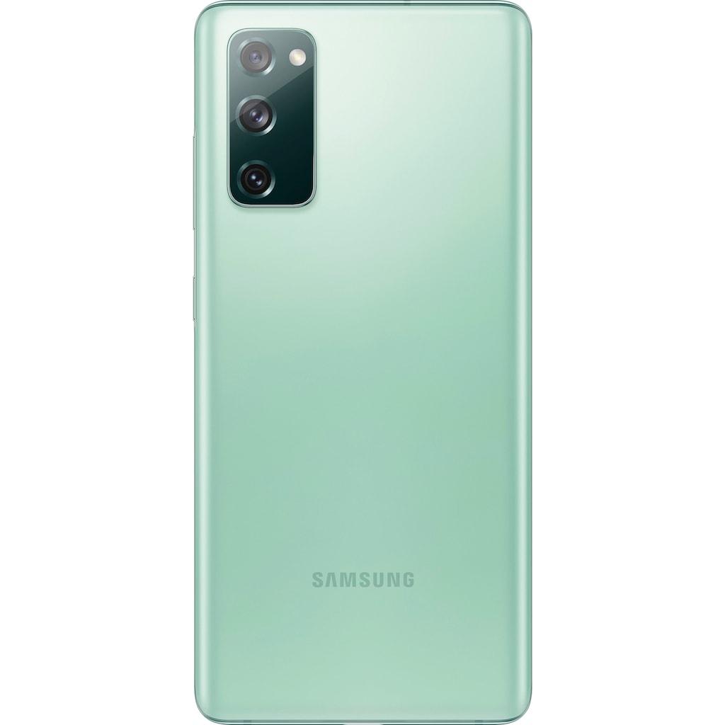 """Samsung Smartphone »Galaxy S20 FE 5G«, (16,4 cm/6,5 """" 128 GB Speicherplatz, 12 MP Kamera), 3 Jahre Garantie"""
