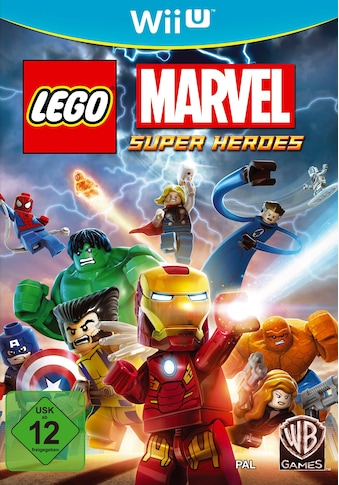 LEGO Marvel Super Heroes Nintendo Wii U kaufen
