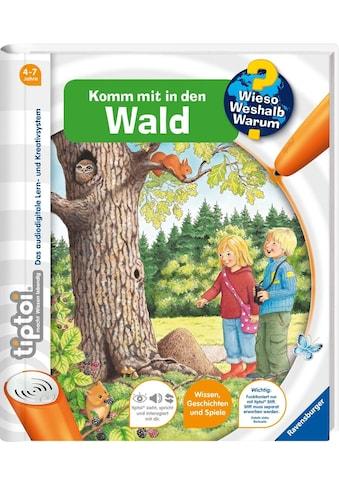 """Ravensburger Buch """"tiptoi®, WWW  -  Komm mit in den Wald"""" kaufen"""