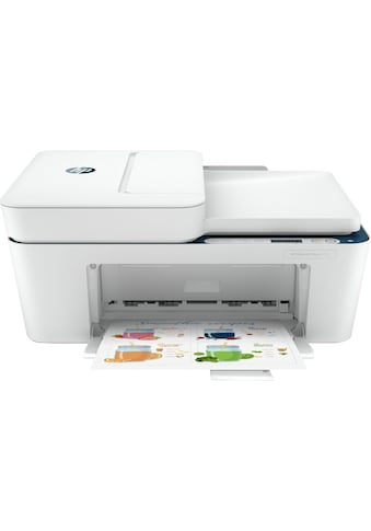 HP »DeskJet Plus 4130 Wireless All - in - One Colour« Multifunktionsdrucker (Bluetooth,WLAN (Wi - Fi)) kaufen