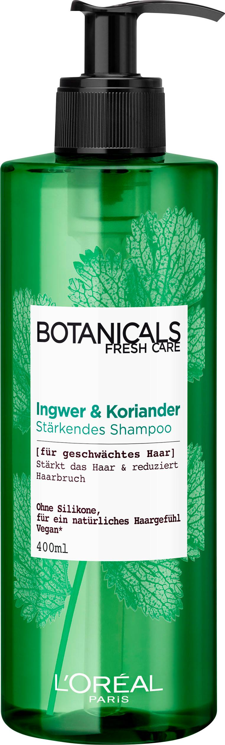 BOTANICALS, »Kraftkur«, Haarkur   Bekleidung > Bademode > Bademäntel   Mehrfarbig   BOTANICALS