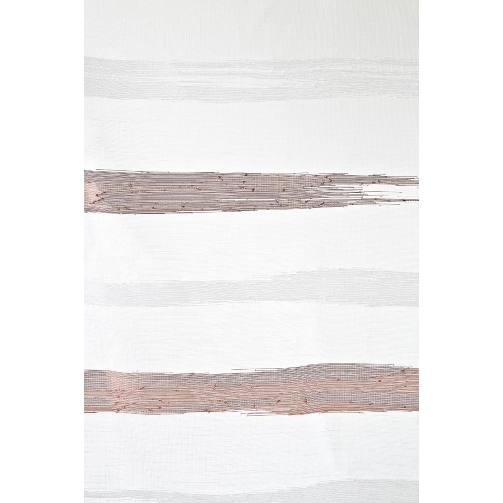 HOMING Vorhang »Sten«, HxB: 255x140