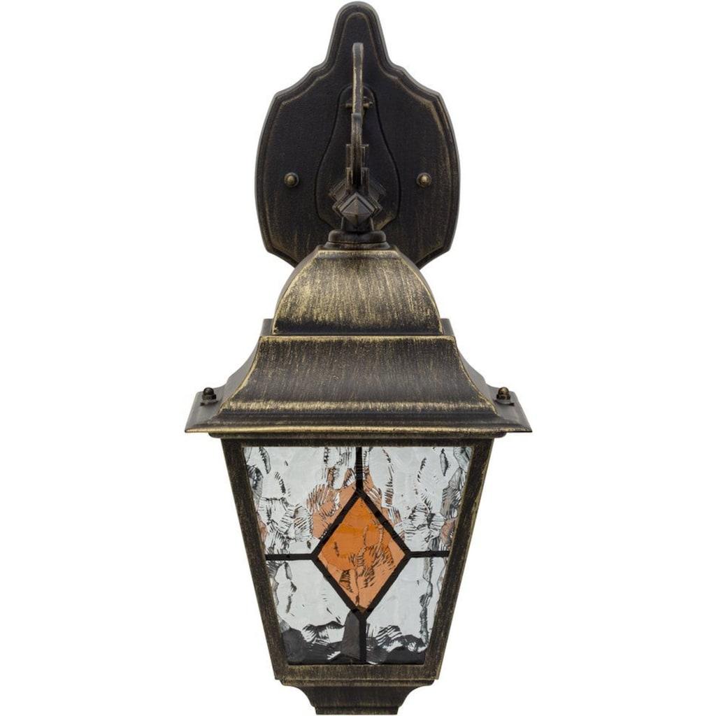 Brilliant Leuchten Außen-Wandleuchte »JASON«, E27