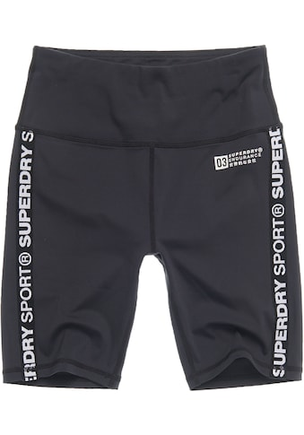Superdry Sport Funktionsshorts »GYMTECH TAPED CORE TIGHT SHORTS« kaufen