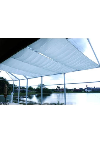Floracord Seilspannsonnensegel »Innenbeschattung«, B: 460 cm, anthrazit kaufen