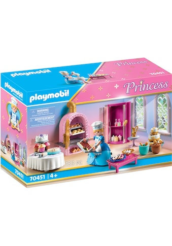 "Playmobil® Konstruktions - Spielset ""Schlosskonditorei (70451), Princess"", (133 - tlg.) kaufen"