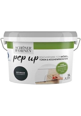 SCHÖNER WOHNEN-Kollektion Lack »pep up - anthrazit« kaufen