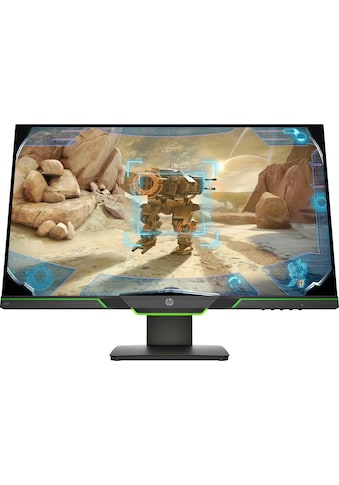 """HP Gaming-Monitor »x27i«, 68,5 cm/27 """", 2560 x 1440 px, QHD, 4 ms Reaktionszeit, 144 Hz kaufen"""