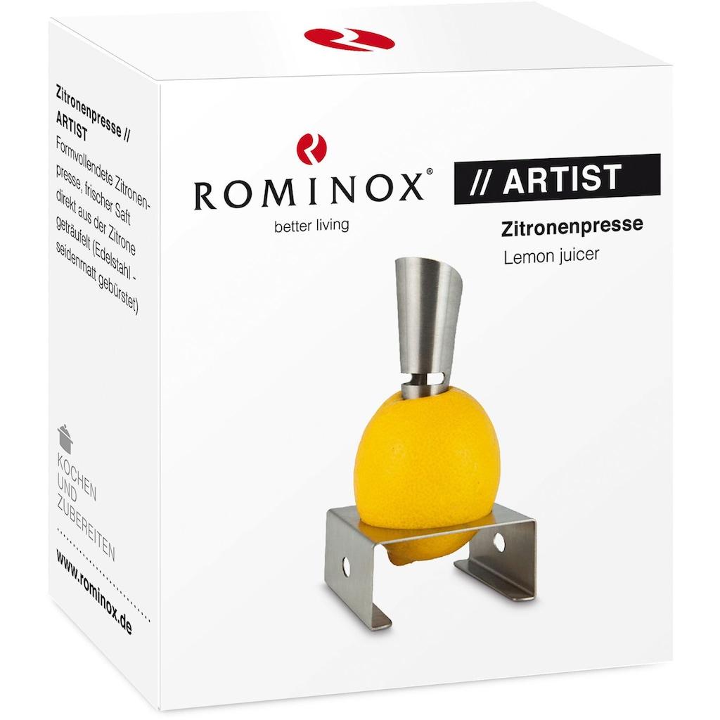 ROMINOX Zitruspresse »Artist«