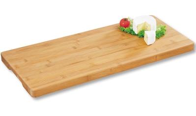 KESPER for kitchen & home Servierplatte, (1 tlg.), mit 2 Griffmulden kaufen
