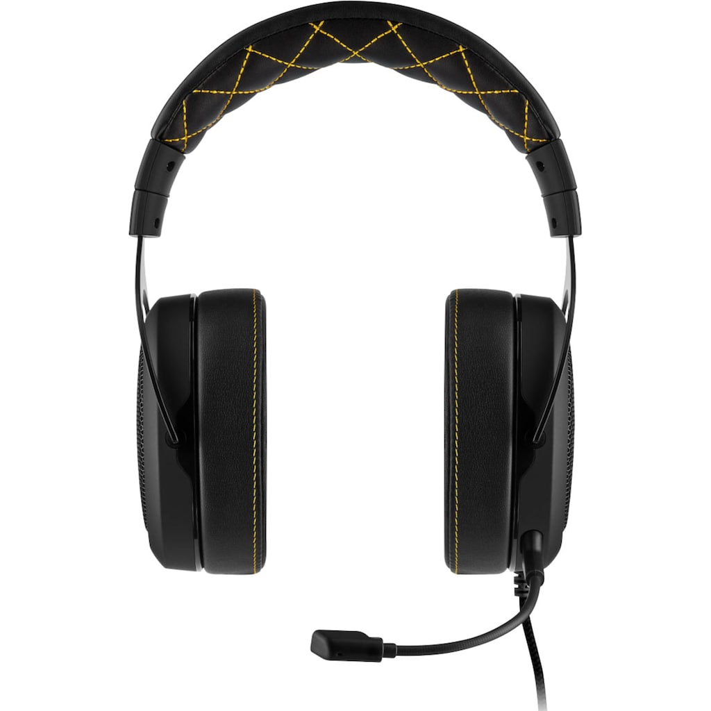 Corsair Gaming-Headset »Pro Surround HS60 Gelb«