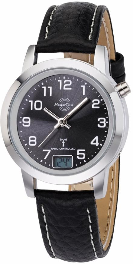 MASTER TIME Funkuhr »MTLA-10577-24L« | Uhren | MASTER TIME
