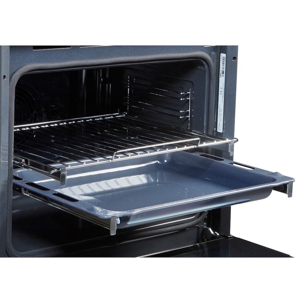 Privileg Backofen-Set »BAKO Turn&Cook 400«, PBWR6 OP8V2 IN, mit 2-fach-Teleskopauszug, Pyrolyse-Selbstreinigung, mit Restwärmeanzeige