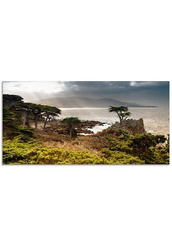 Artland Glasbild »17 Mile Drive Kalifornien« kaufen
