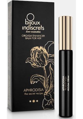 Bijoux Indiscrets Stimulationsgel »Aphrodisia Orgasm Enhancer«, mit Orgasmus-Verstärker kaufen