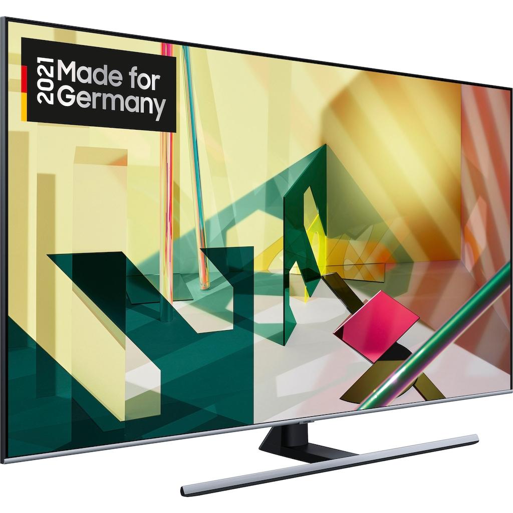 "Samsung QLED-Fernseher »GQ65Q75TCT«, 163 cm/65 "", 4K Ultra HD, Smart-TV"