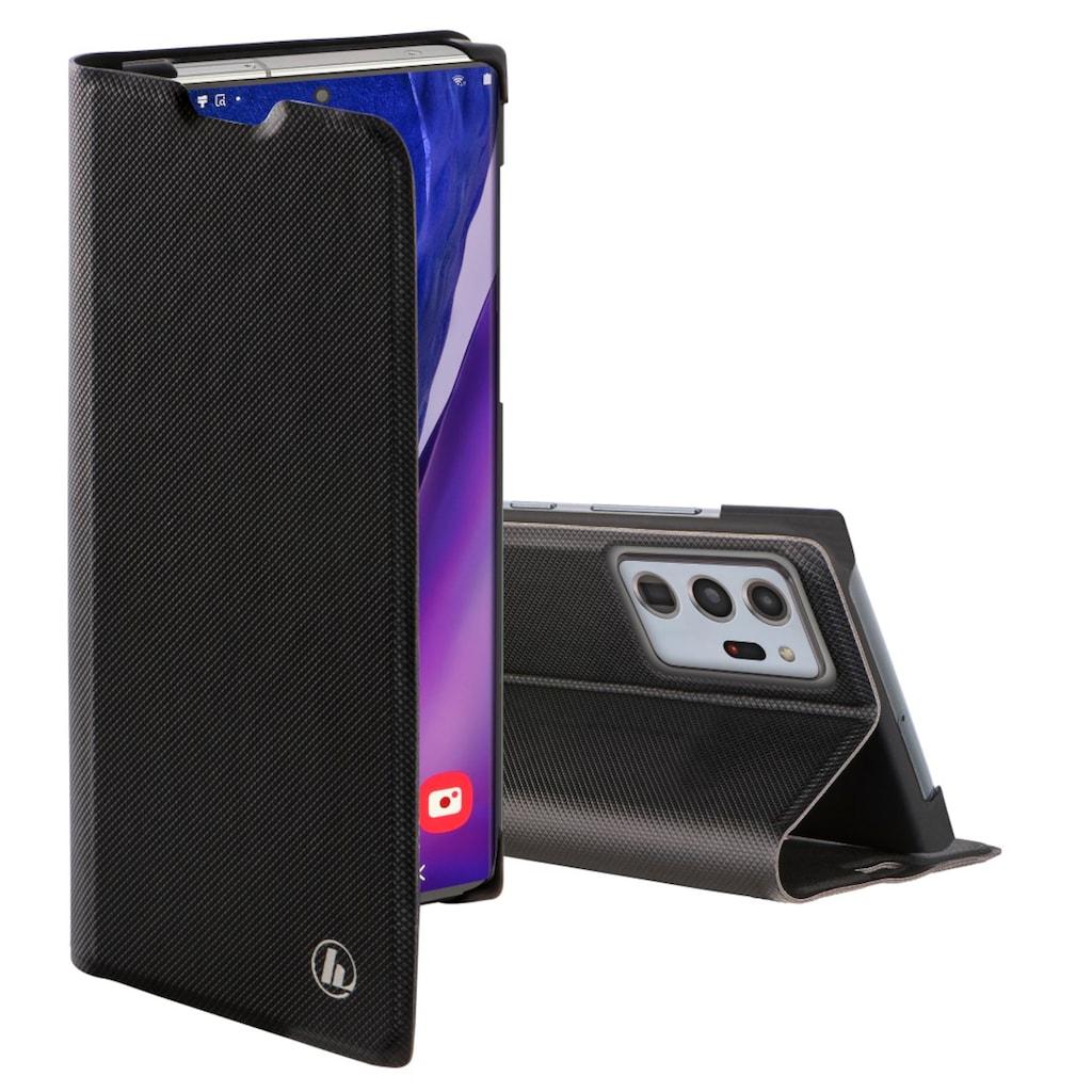 """Hama Handytasche »Smartphone Booklet """"Slim Pro""""«, für Samsung Galaxy Note 20 Ultra 5G, Schwarz"""