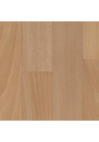 Bodenmeister Vinylboden »PVC Bodenbelag Schiffsboden Buche«, Meterware, Breite 200/300/400 cm kaufen