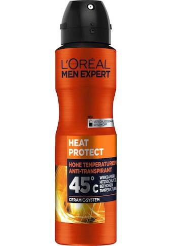 L'ORÉAL PARIS MEN EXPERT Deo-Spray »Heat Protect«, wirksamer Hitzeschutz bis 45°C kaufen