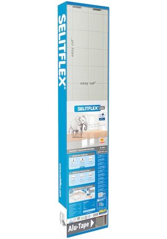 Selit Trittschalldämmplatte »SELITFLEX«, für Parkett-/Laminatböden, faltbar kaufen
