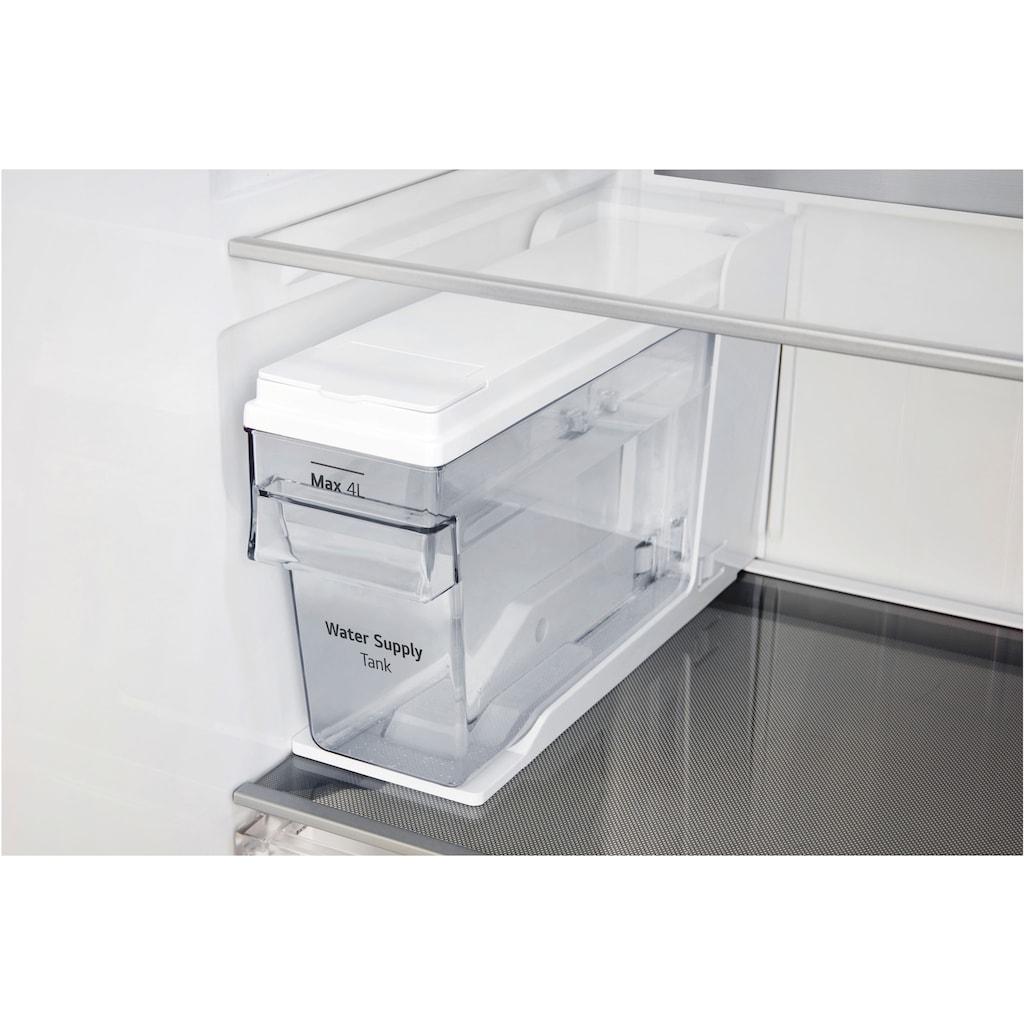 LG Side-by-Side »GSX961NECE«