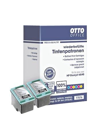 Otto Office Doppelpack Tintenpatronen ersetzt HP Nr. 344 »C9363EE« kaufen