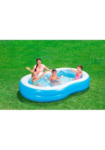 Bestway Planschbecken »Family Pool Lagune«, BxTxH: 157x262x46 cm kaufen