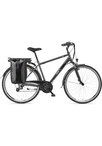 Telefunken E-Bike »Expedition XT481«, 21 Gang, Shimano, Altus, Heckmotor 250 W, mit... kaufen