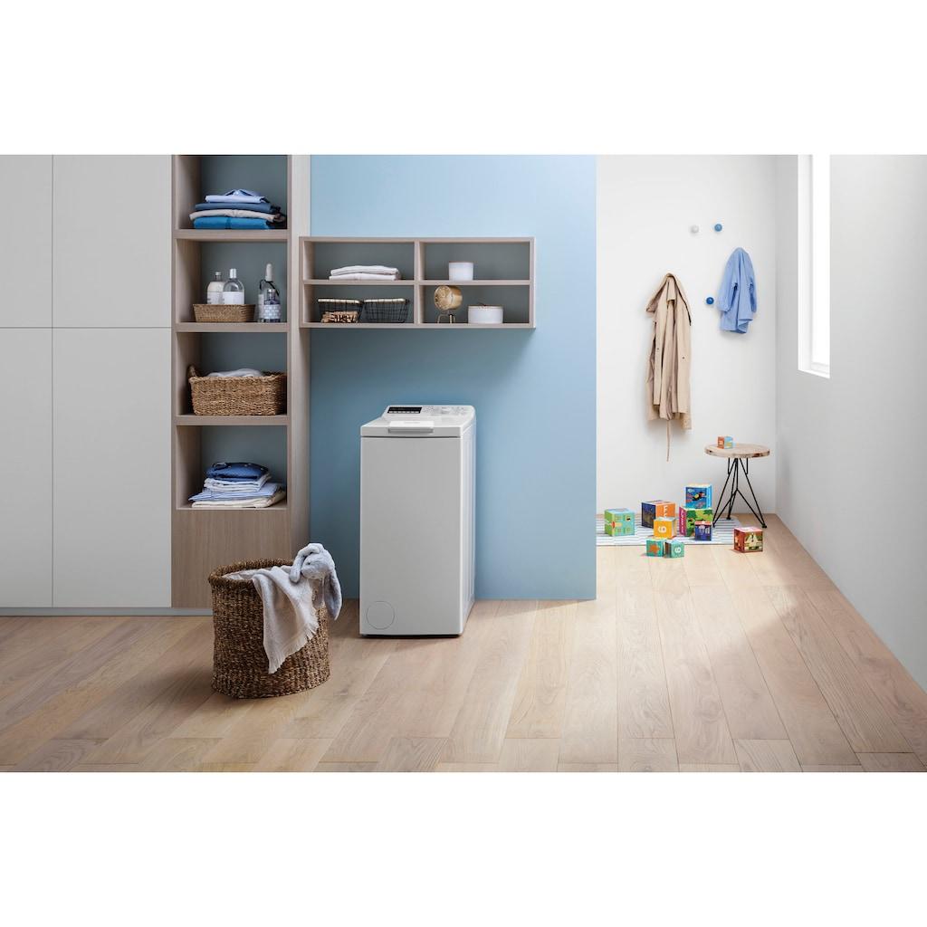 Privileg Waschmaschine Toplader »PWT E71253P N (DE)«, PWT E71253P N (DE)